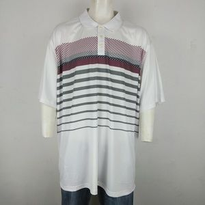 Basic Edition NWT white men's short sleeve polo